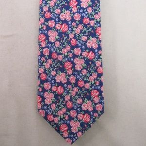 Croft & Barrow (NWOT) Men's Cotton Floral Tie